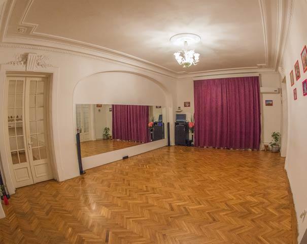 Studioul de dans con Sabor