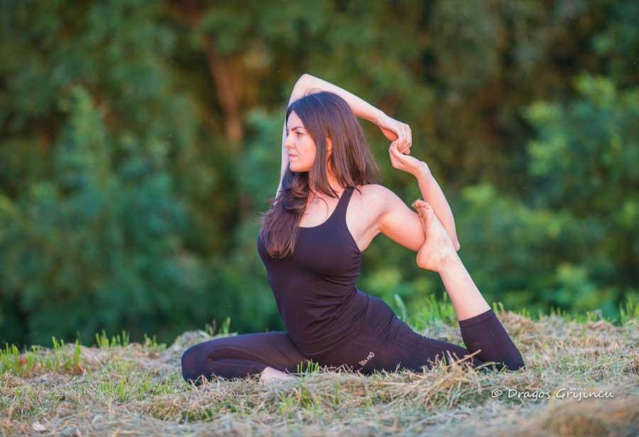Alexandra Cursuri Yoga Bucuresti