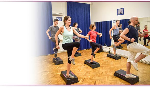Cursuri Aerobic Fitness Bucuresti